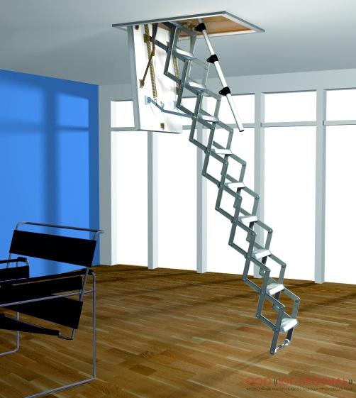 Чердачные лестницы | ООО